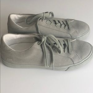NWOT Madewell Sneakers Mint, 7.5